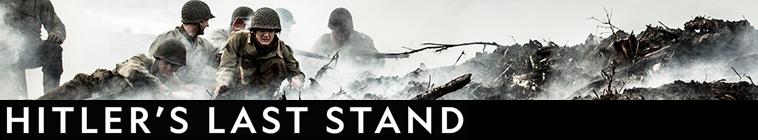 Hitlers Last Stand S02E04 Nazi Kill Zone WEBRip x264 CAFFEiNE