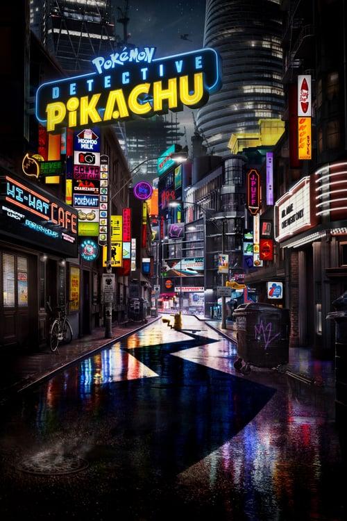 Pokemon Detective Pikachu 2019 1080p BluRay REMUX AVC Atmos-EPSiLON