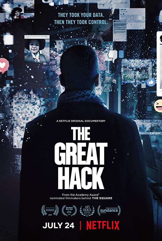 The Great Hack 2019 1080p WEB X264-AMRAP