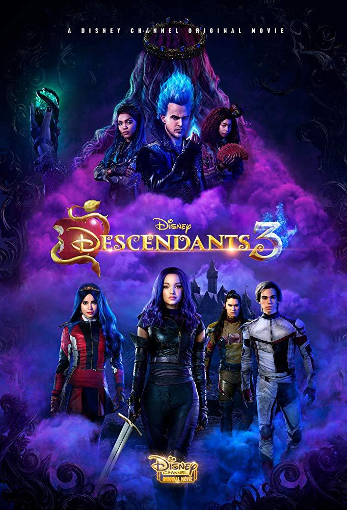 Descendants 3 2019 DVDRip XviD AC3-EVO