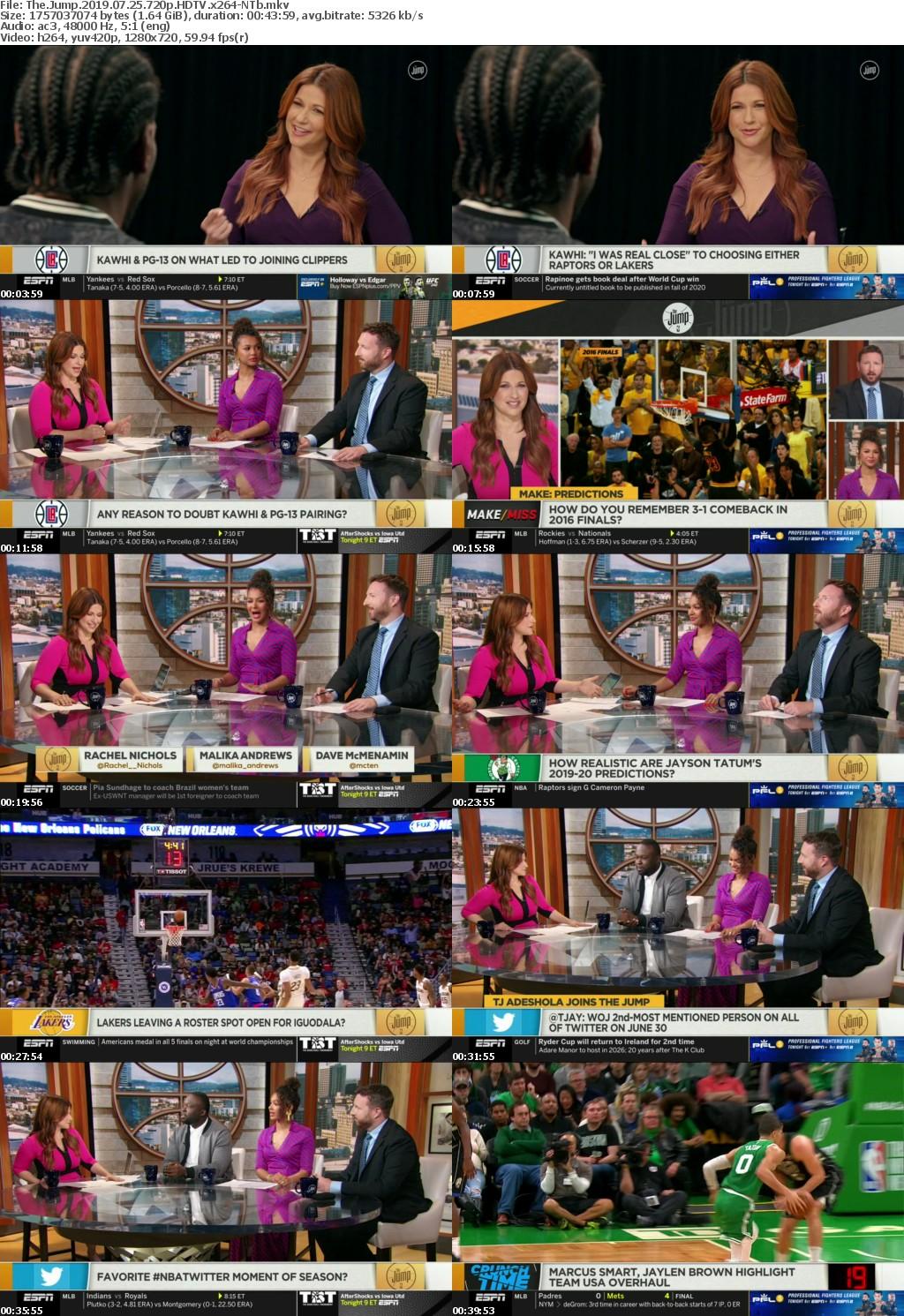 The Jump 2019 07 25 720p HDTV x264-NTb
