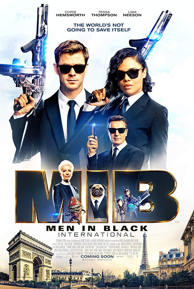 Men in Black International 2019 Blurred 1080p x265 AC3 2 0 - crisgsm33