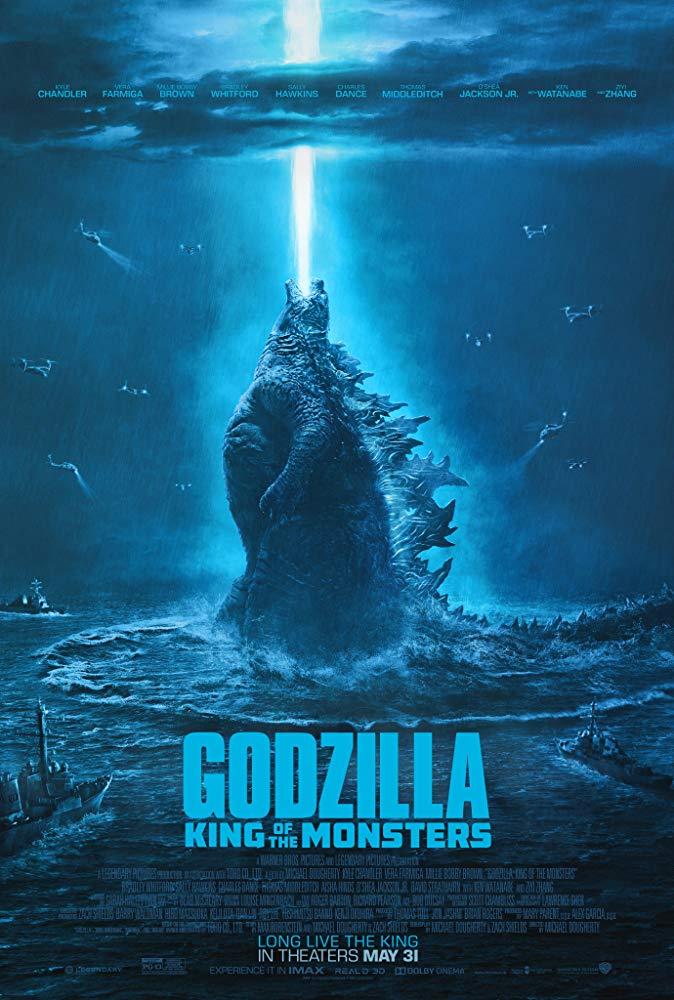 Godzilla King of the Monsters 2019 BRRip XviD AC3-EVO