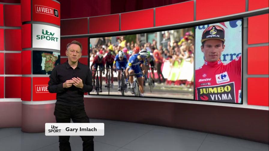 La Vuelta a Espana S2019E18 Stage 18 Highlights ITV WEB-DL AAC H 264-
