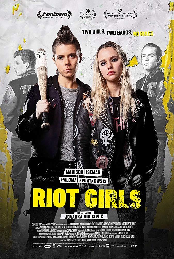 Riot Girls 2019 1080p WEB-DL H264 AC3-EVO