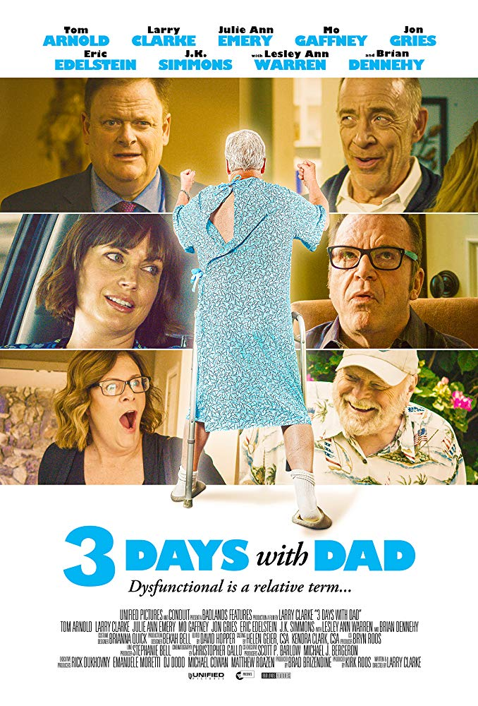 3 Days With Dad 2019 HDRip AC3 x264-CMRG[TGx]