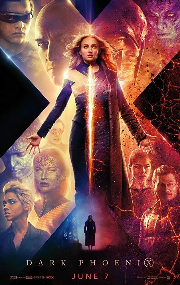 Dark Phoenix 2019 (1080p BluRay x265 HEVC 10bit AAC 7 1 Q22 Joy) [UTR]