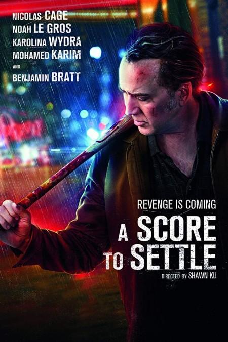 A Score to Settle (2019) BRRip XviD AC3 EVO