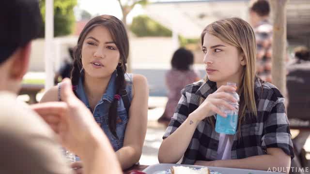 AdultTime 19 09 19 Teenage Lesbian Part 3 XXX