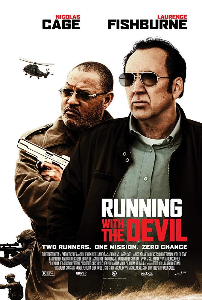 Running with the Devil 2019 1080p AMZN WEBRip DDP5 1 x264-NTG