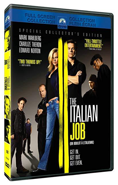 The Italian Job (2003) 720p BluRay Dual Audio English Hindi x264-DLW