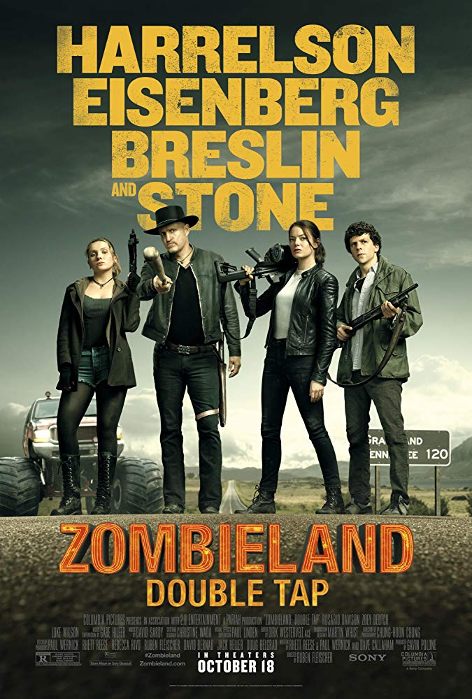 Zombieland Double Tap 2019 720p CAM H264 AC3 NO ADS Will1869