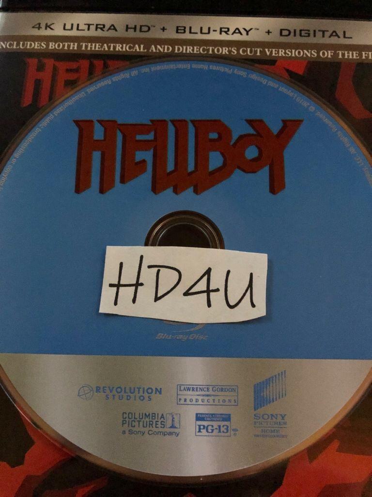 Hellboy 2004 REMASTERED 720p BluRay x264-HD4U