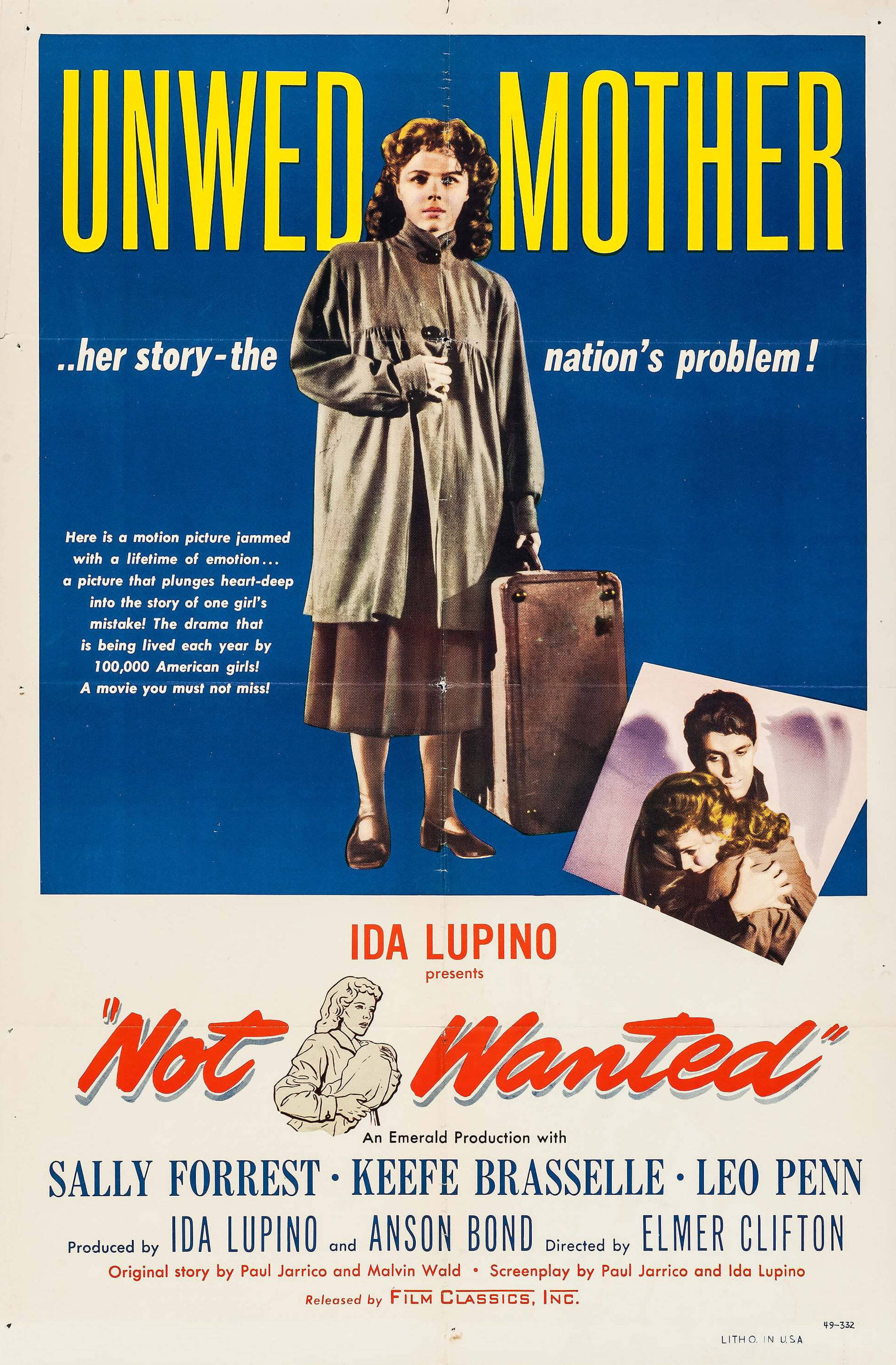 Not Wanted 1949 720p BluRay x264 x0r
