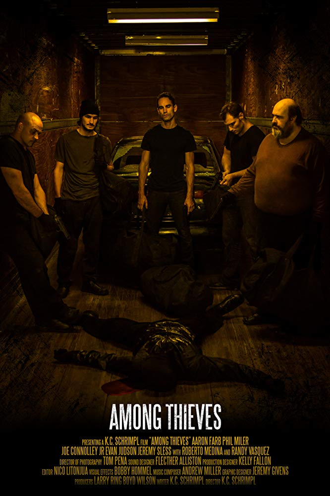 Among Thieves 2019 [WEBRip] [720p] YIFY