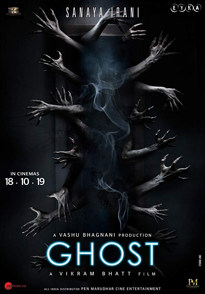 Ghost 2019 Hindi 720p HD CAMRip x264 1 2GB [MB]