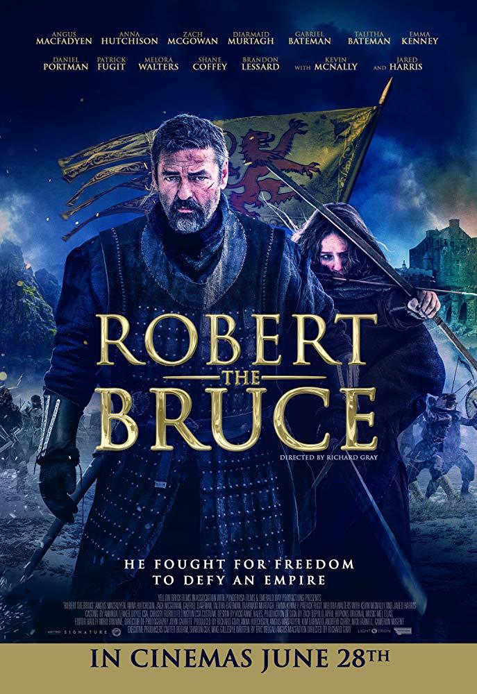 Robert The Bruce 2019 HDRip AC3 x264-CMRG