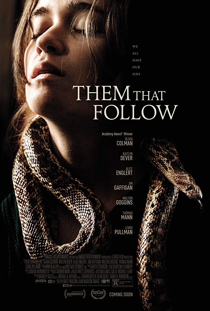 Them That Follow 2019 [WEBRip] [1080p] YIFY