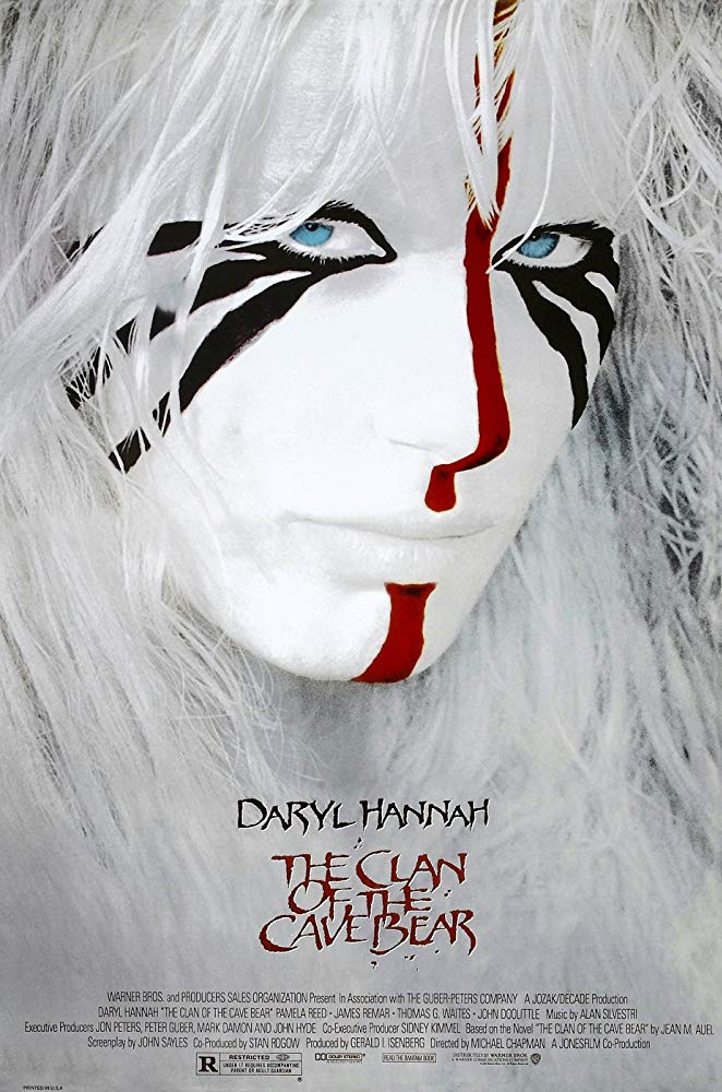 The Clan Of The Cave Bear 1986 DVDRiP x264 AC3 6ch-[GX]