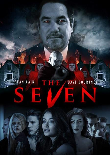 The Seven (2019) 720p WEBRip 800MB x264-GalaxyRG