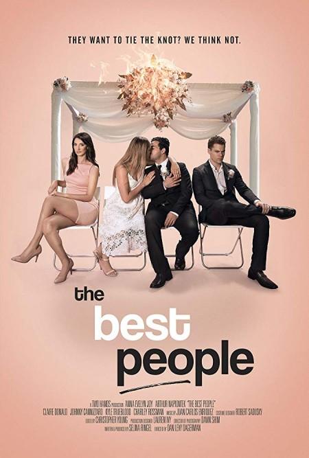 The Best People (2018) HDRip XviD AC3-EVO