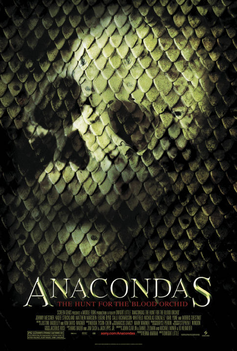 Anacondas The Hunt For The Blood Orchid 2004 720p BluRay x264 x0r