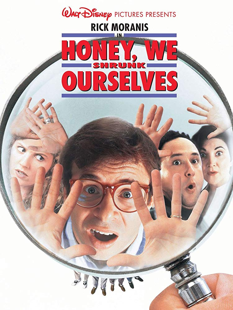 Honey, We Shrunk Ourselves! 1997 [WEBRip] [720p] YIFY