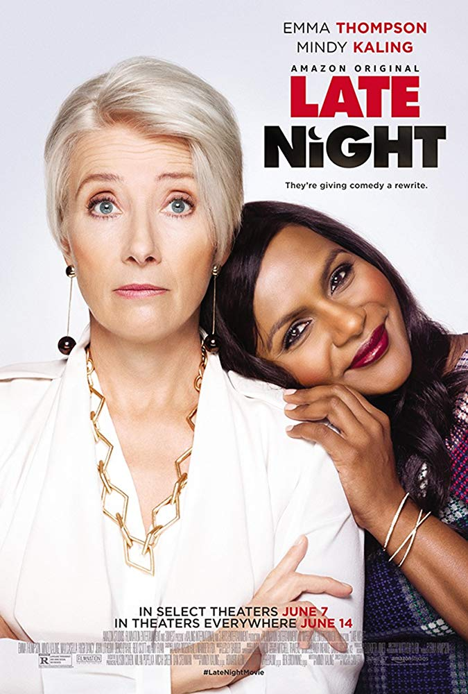 Late Night 2019 BRRip XviD AC3-XVID