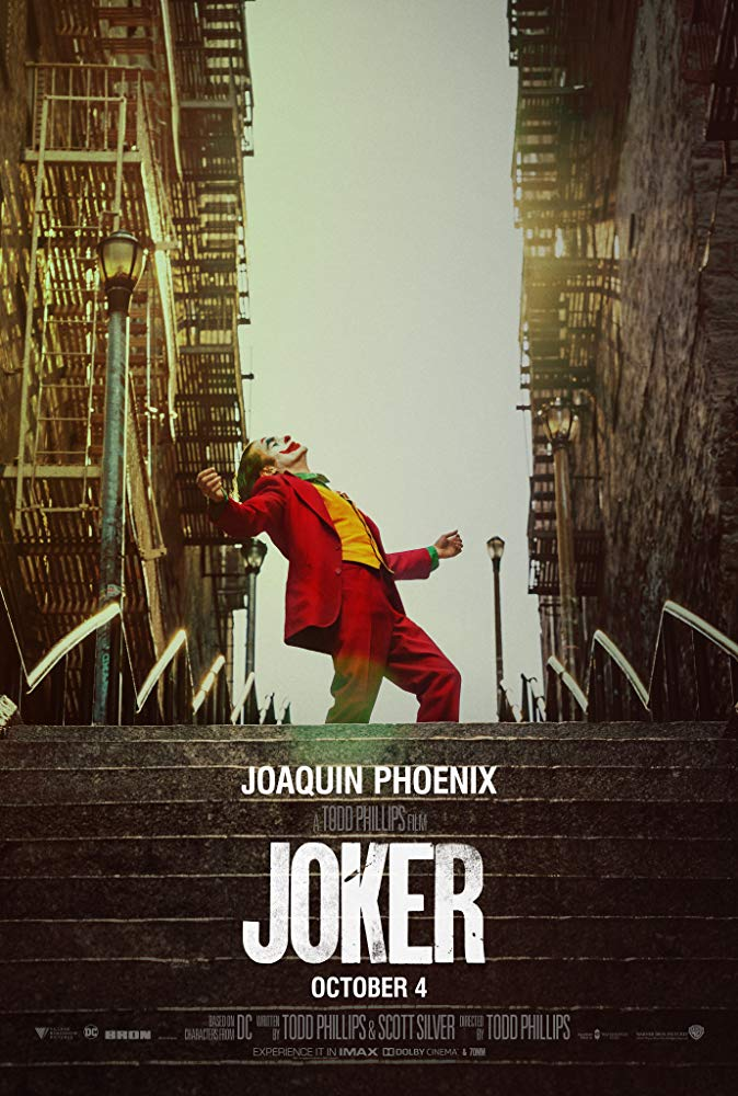 Joker 2019 HC HDRip x264 AC3-Manning