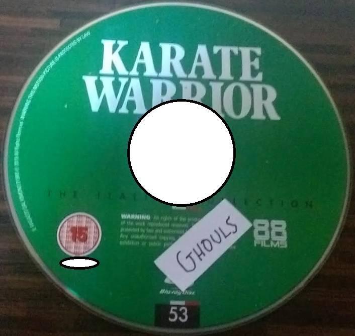 Karate Warrior 1987 BDRip x264-GHOULS