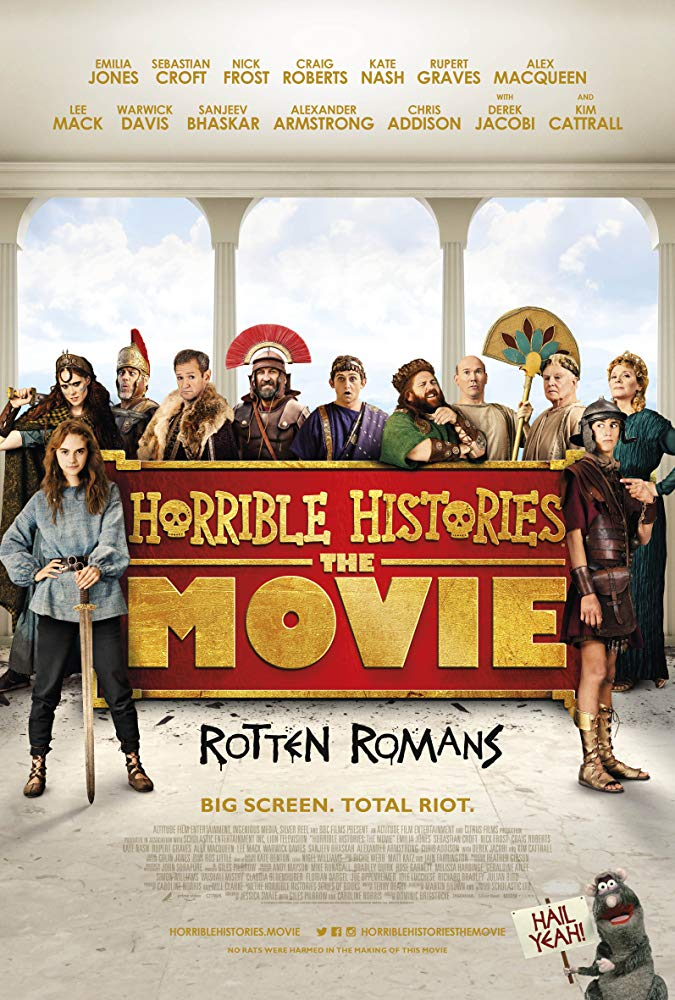 Horrible Histories The Movie Rotten Romans 2019 HDRip AC3 x264-CMRG