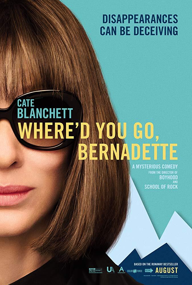 Where'd You Go, Bernadette 2019 [WEBRip] [720p] YIFY