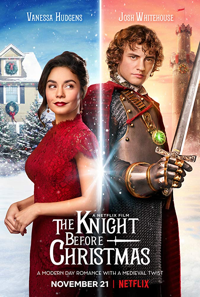 The Knight Before Christmas 2019 WEBDL 1080p x264 DDP 5 1 Atmos-CRYS