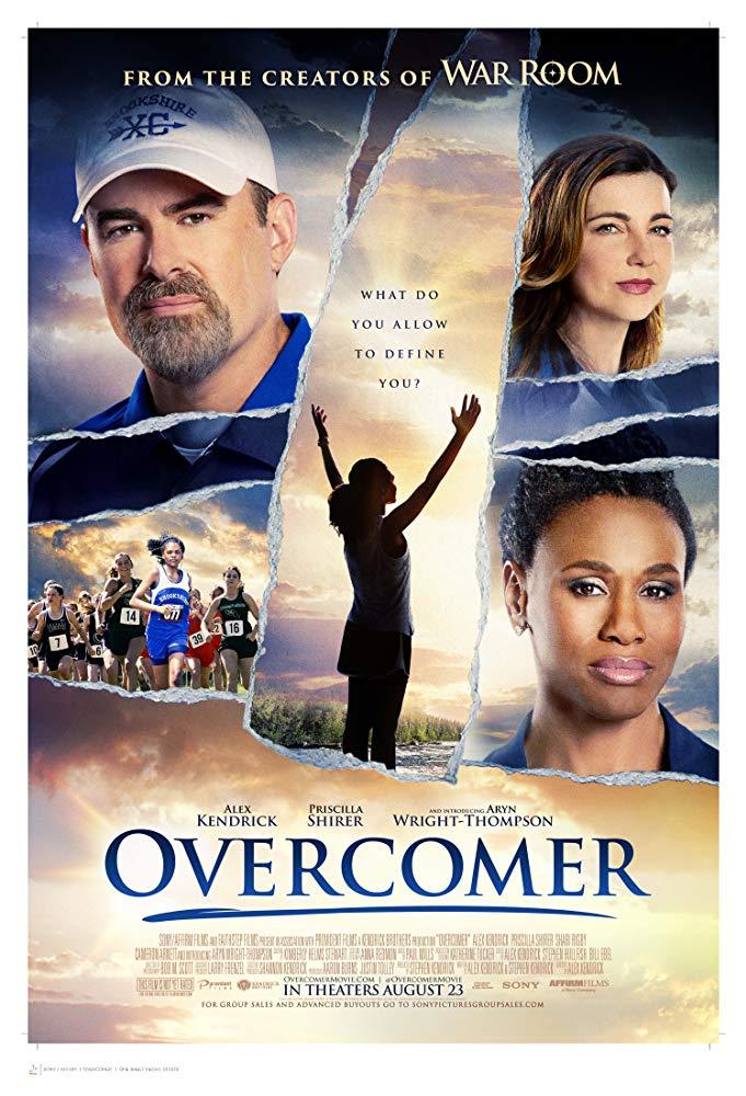 Overcomer 2019 1080p WEB-DL H264 AC3-EVO