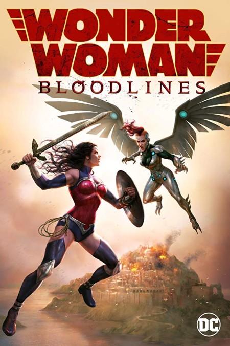 Wonder Woman    Bloodlines (2019) (1080p BDRip x265.10bit EAC3 5.1    Goki)