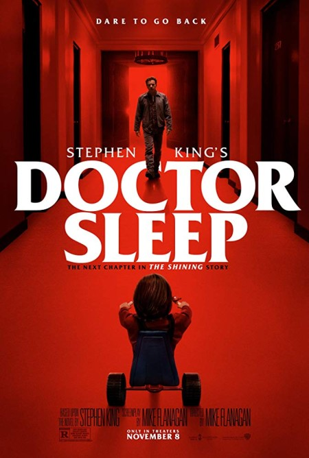 Doctor Sleep (2019) 720p CAM H264 AC3 ADS CUT BLURRED Will1869