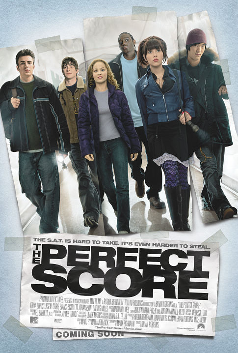 The Perfect Score 2004 [WEBRip] [720p] YIFY
