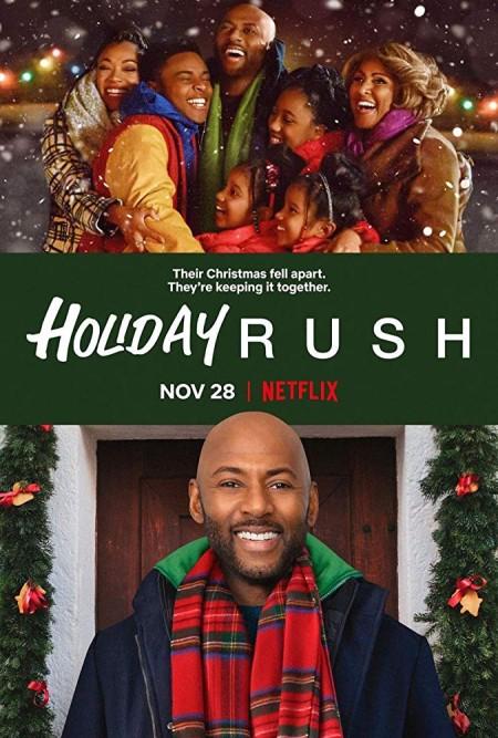 Holiday Rush (2019) Dual Audio Hindi DD-5.1 + English DD-5.1 720p WEB-DL x264 AAC Shadow(webmovies)