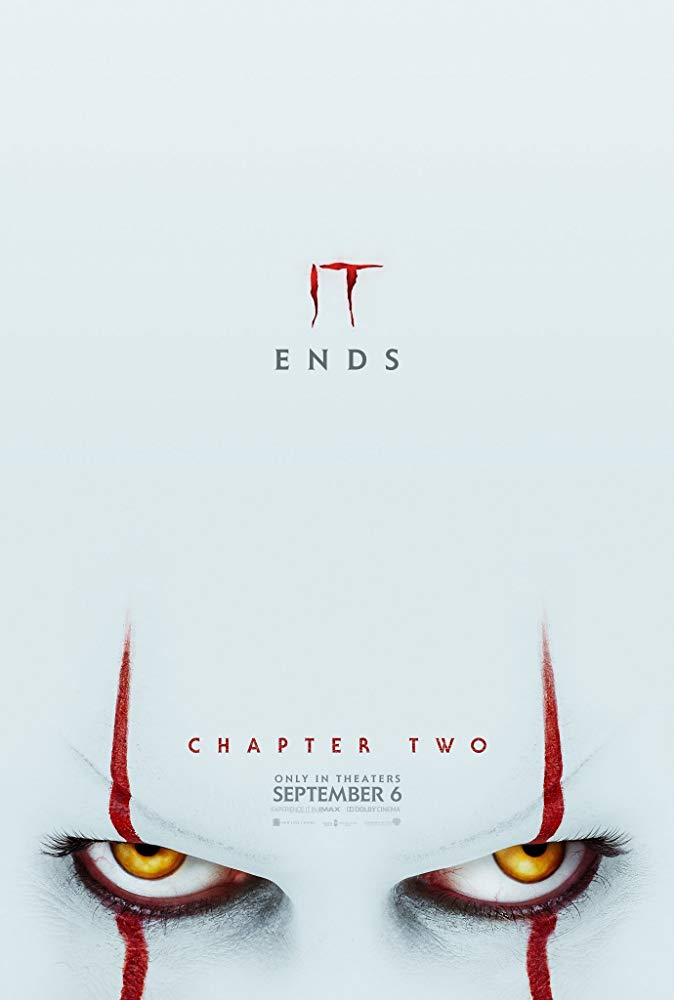 IT Chapter Two 2019 English BluRay 720p x264 MP3 950MB[MB]