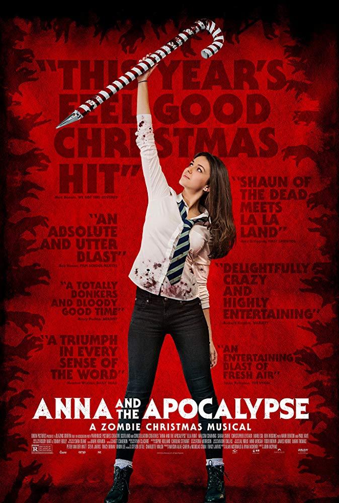 Anna and The Apocalypse 2017 EXTENDED 1080p BluRay 1400MB DD5 1 x264-GalaxyRG