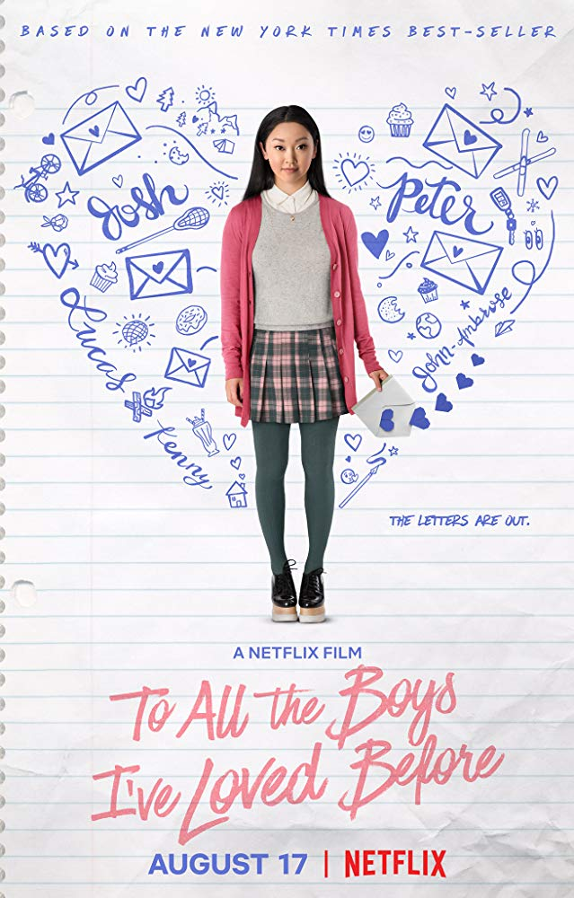 To All the Boys Ive Loved Before 2018 WEBRip XviD MP3-XVID