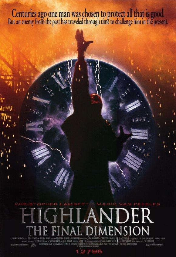Highlander The Final Dimension 1994 [BluRay] [720p] YIFY