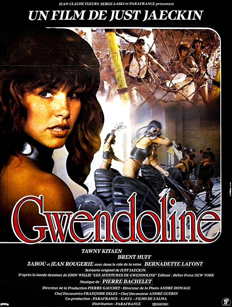 Gwendoline 1984 BRRip XviD MP3-XVID