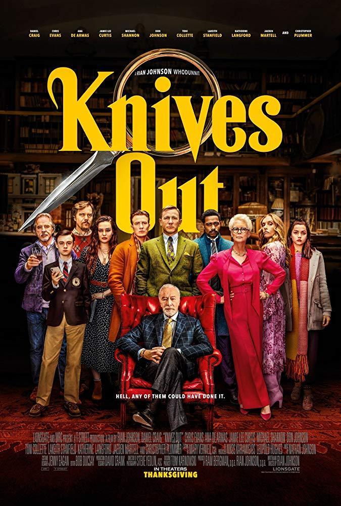 Knives Out 2019 INTERNAL SD DVDScr 2CH x265 HEVC-PSA