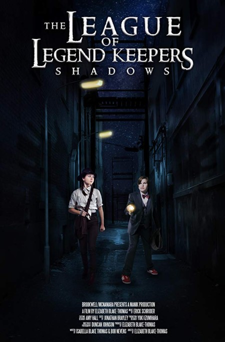 The League Of Legend Keepers Shadows (2019) HDRip AC3 x264-CMRG
