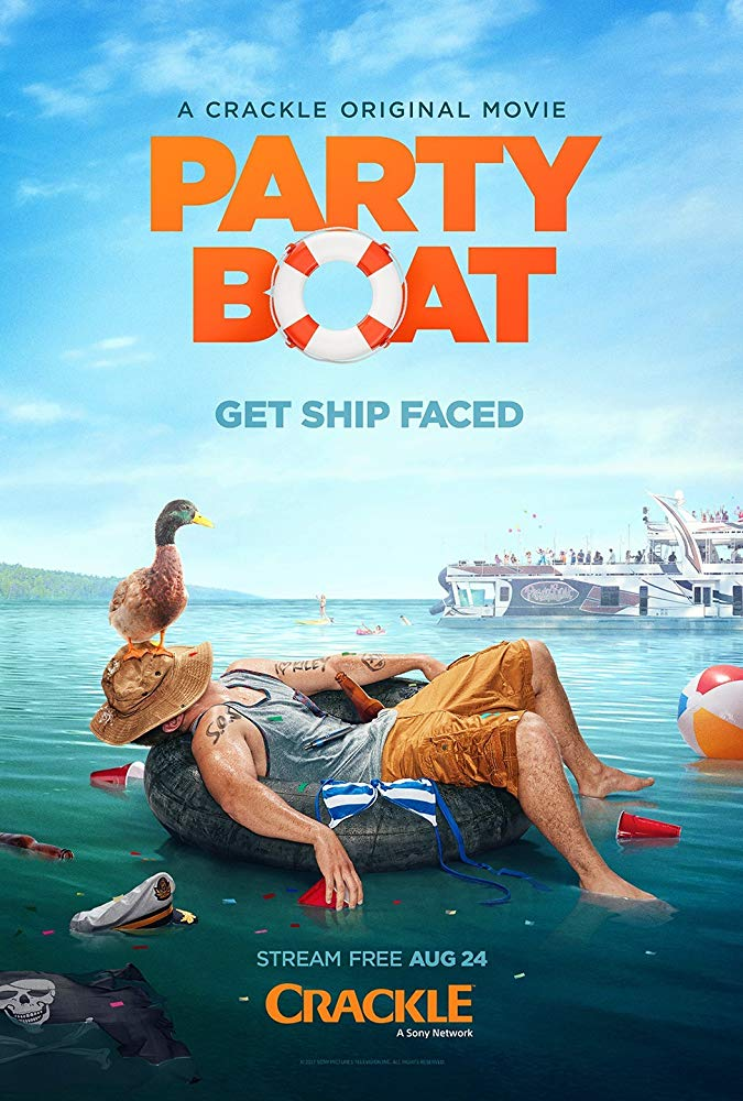 Party Boat 2017 WEBRip XviD MP3-XVID