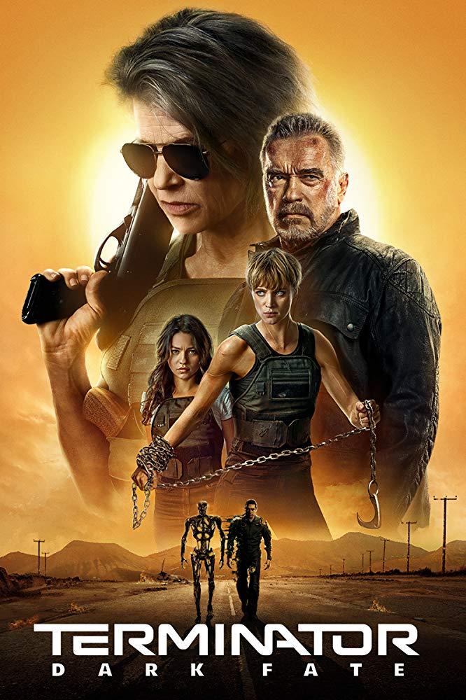 Terminator: Dark Fate 2019 1080p BluRay 1600MB DD5 1 x264-GalaxyRG
