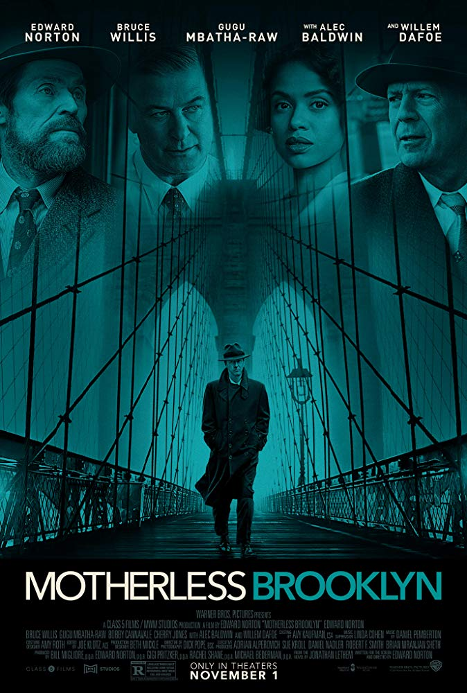Motherless Brooklyn 2019 720p BrRip 2CH x265 HEVC-PSA