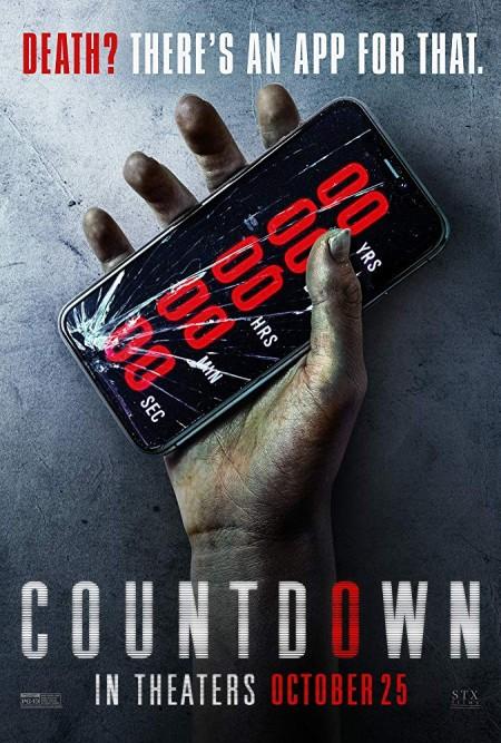 Countdown (2019) 720p BRRip X264 AC3-EVO