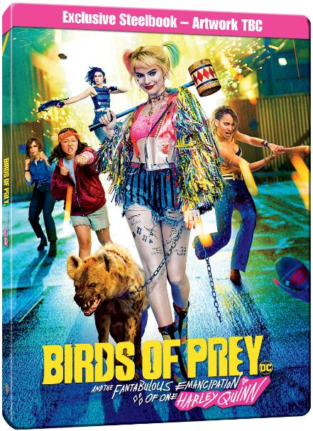Birds of Prey (2020) 1080p Bluray x265 10bit HEVC Dual Audio Hindi BD5.1 English DD5.1 MSubs 2.1GB-MA